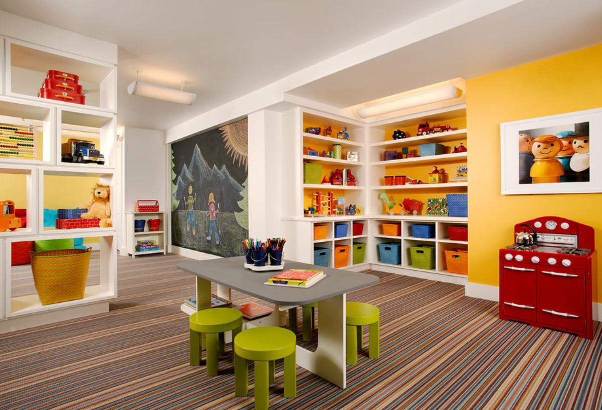 синтетических игровая комната детям дома всего