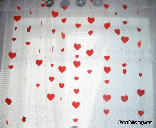 Как украсить квартиру к свадьбе своими руками