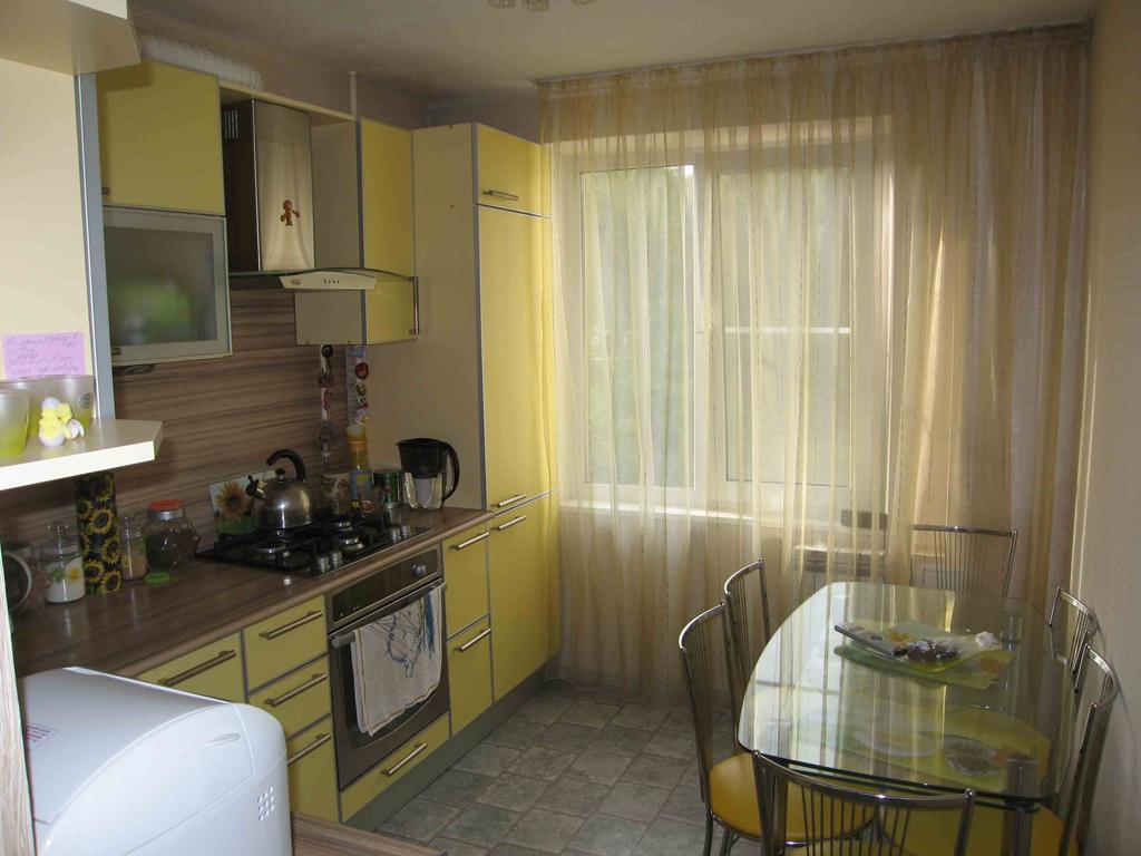 кухни в квартирах реальные фото