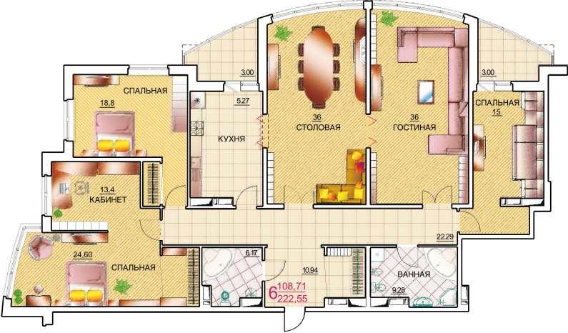 аренда квартир картинки планировки 5 комнатной квартиры можете заказать весь