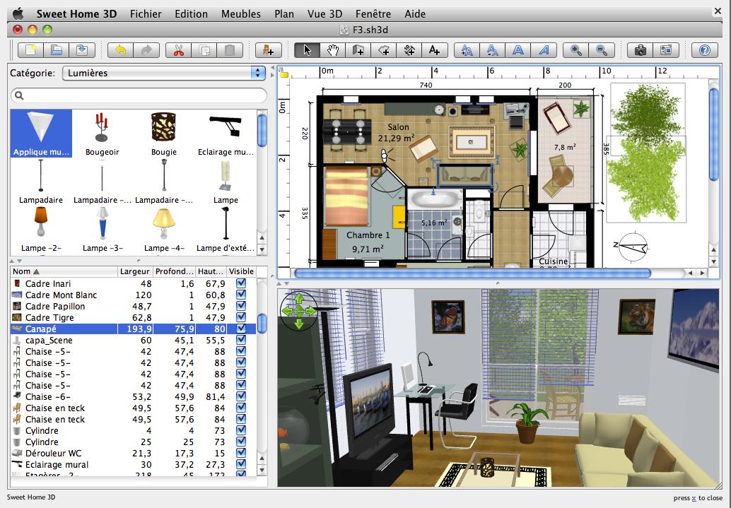 Скачать программу для 3д моделирования интерьера