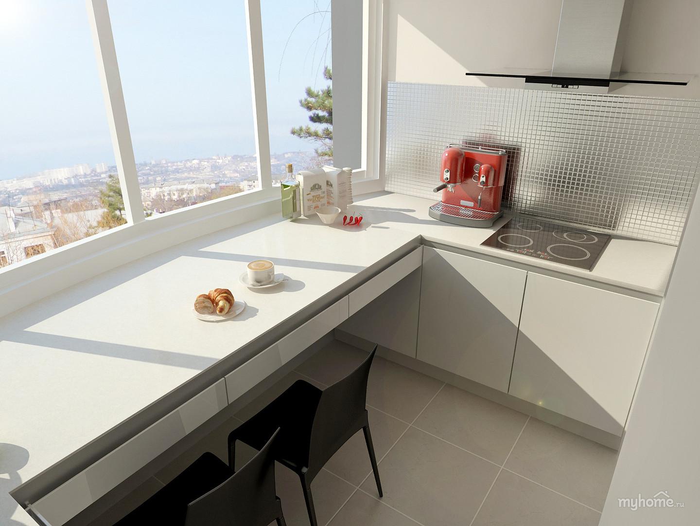 Дизайн-проект трехкомнатной квартиры - интерьеры квартир, до.