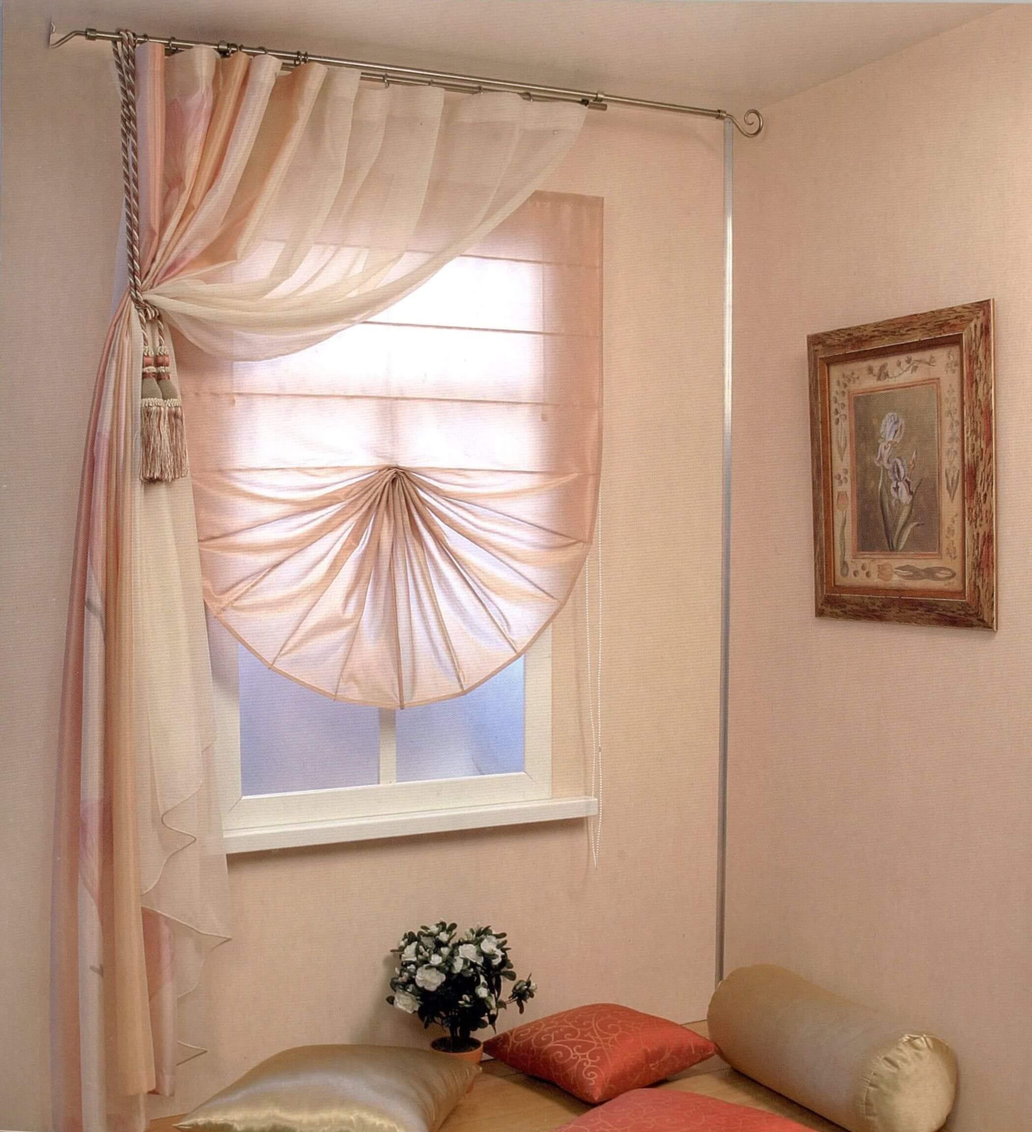 Как выбрать шторы в спальню: обзор материала и цвета занавес.