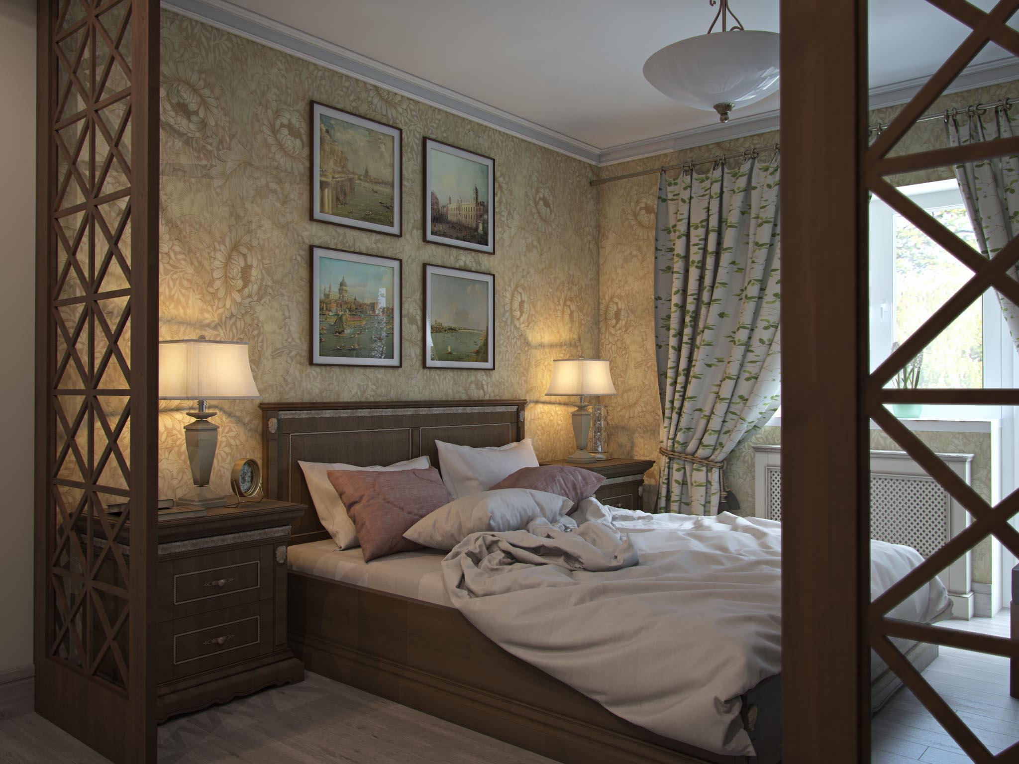 дизайн спальни в панельном доме фото картинки и фотографии дизайна