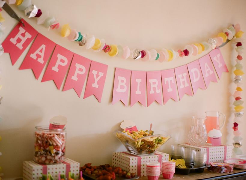 Украсить комнату своими руками маме на день рождения фото 765
