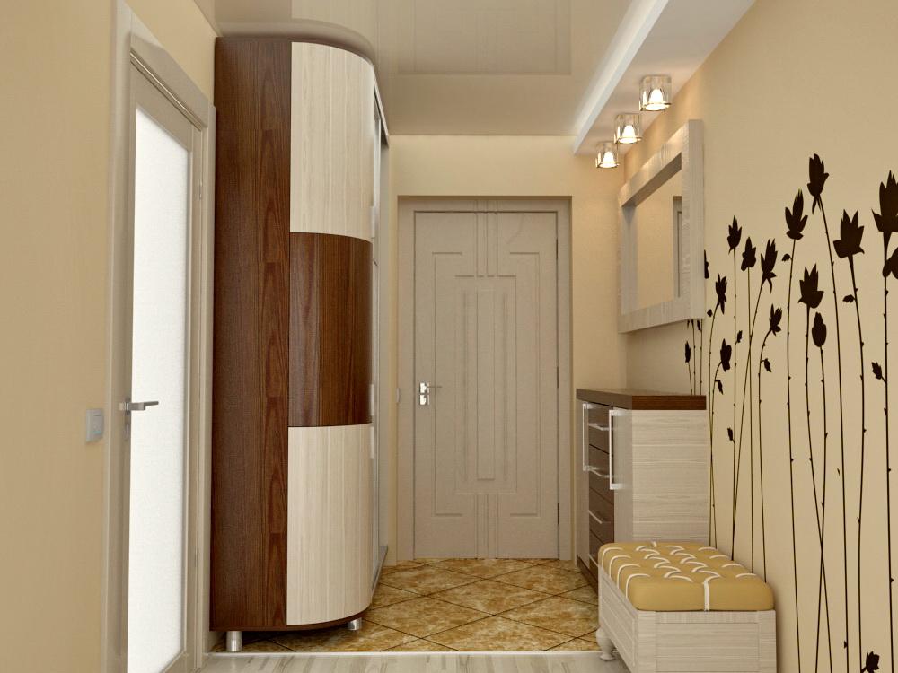 Прихожие для квартир дизайн