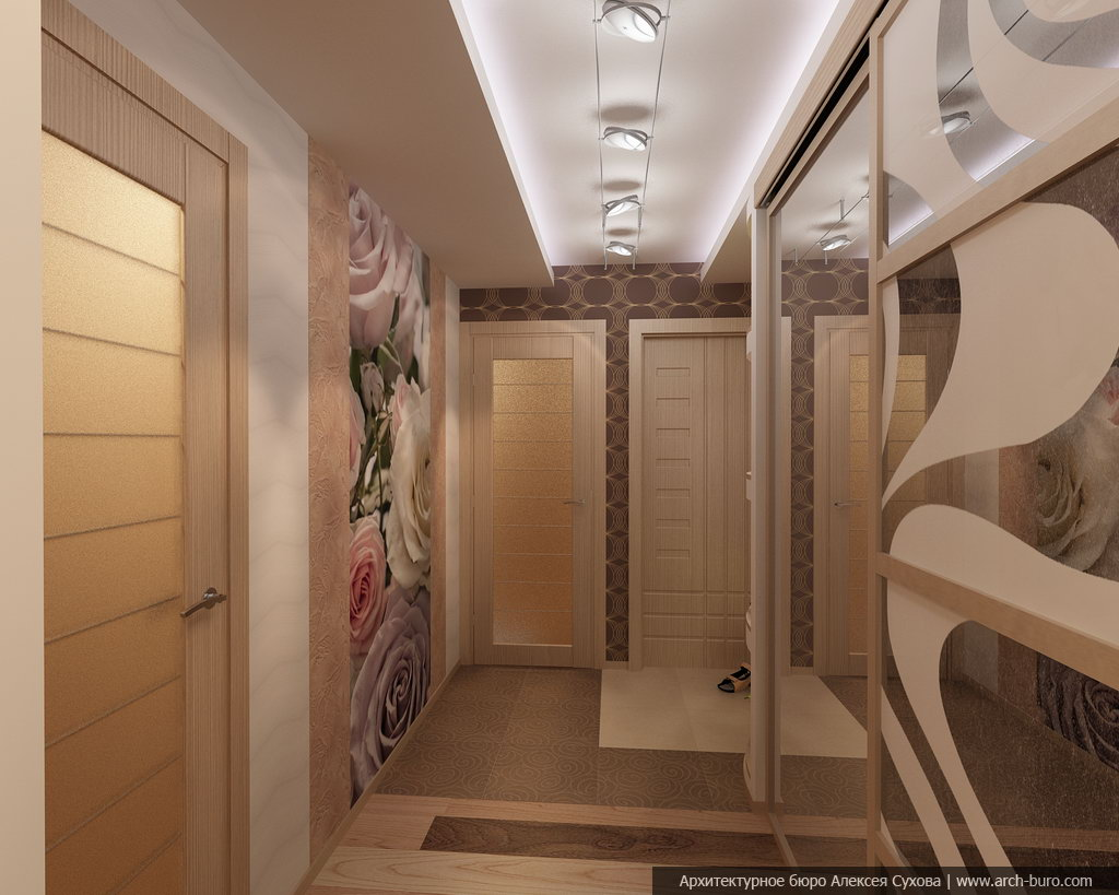 """Дизайн коридора в панельном доме фото """" картинки и фотографи."""