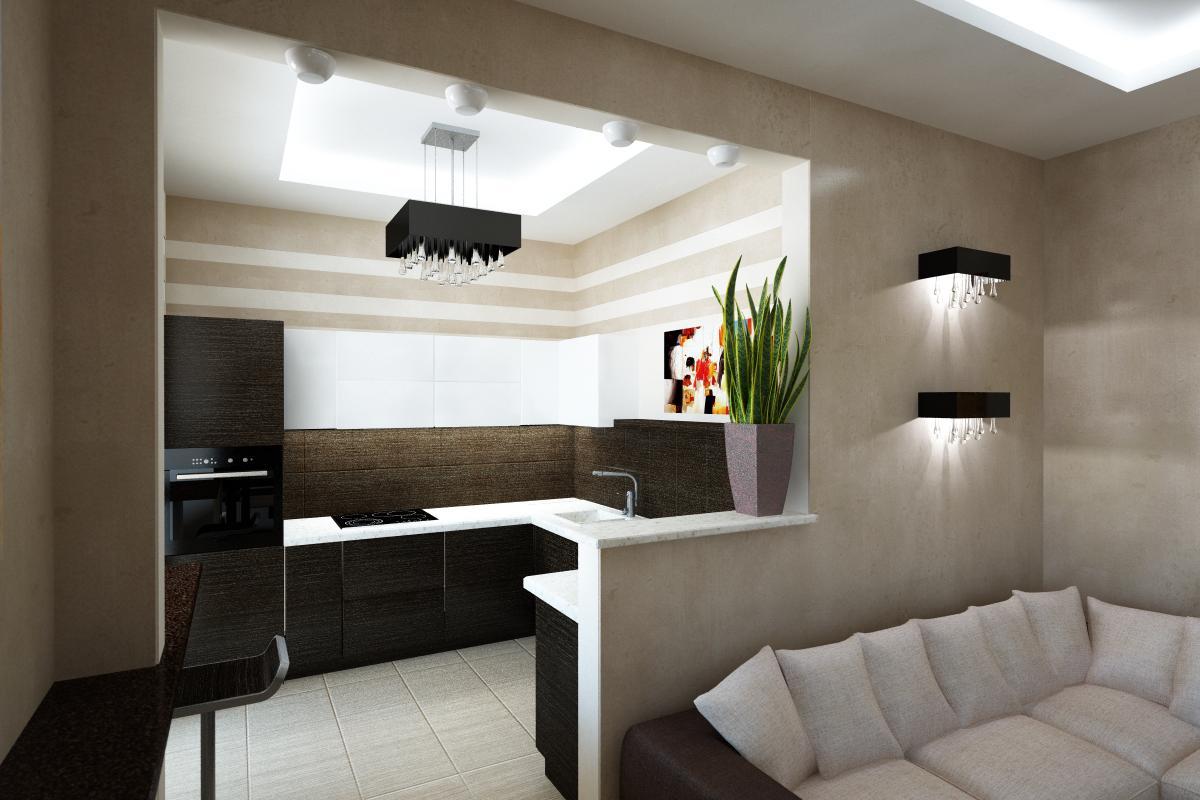 Дизайн квартир фото 2 комнатных