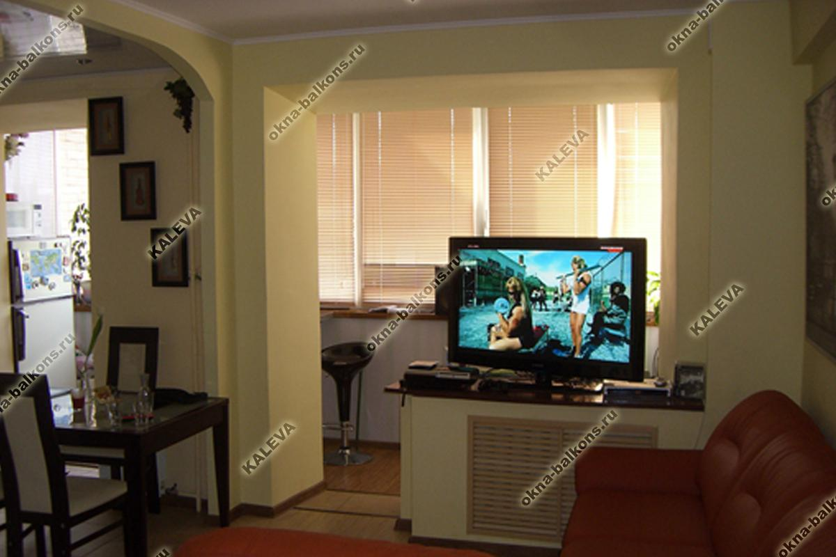 Как объединить лоджию с комнатой дизайн.