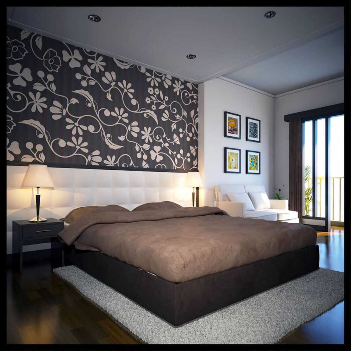 Bedroom ensuite designs