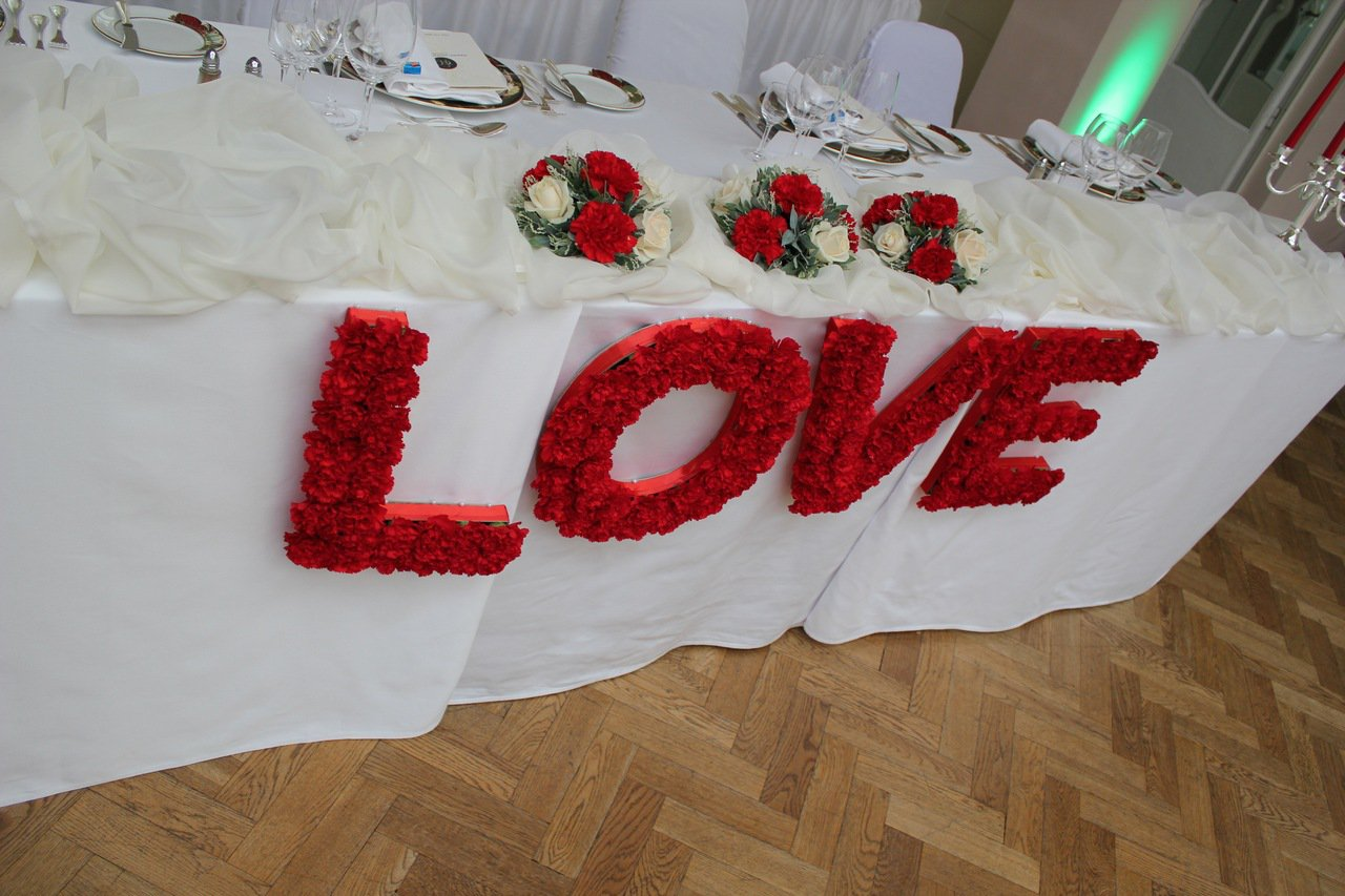 Идей на свадьбу своими руками