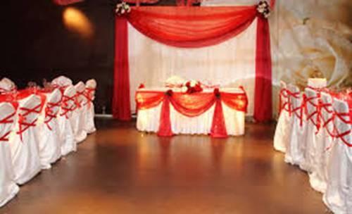Оформление зала на свадьбу своими руками фото