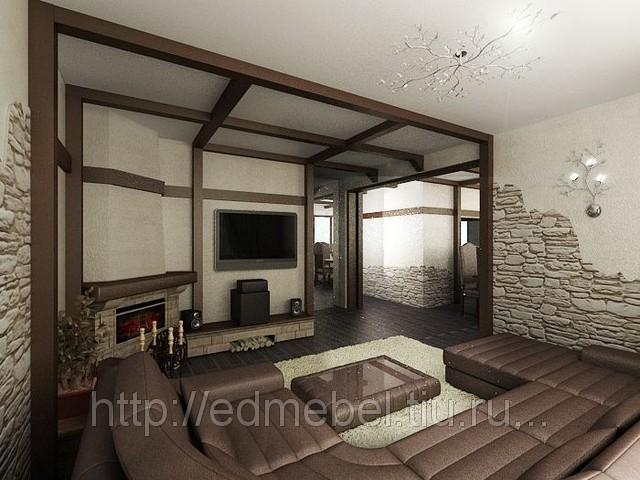 Красивый дизайн квартир-фото