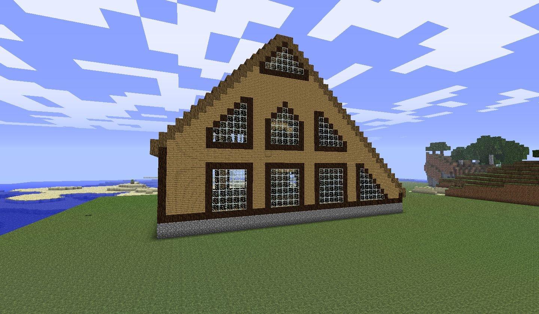 Дома в майнкрафте, как построить красивый дом в minecraft