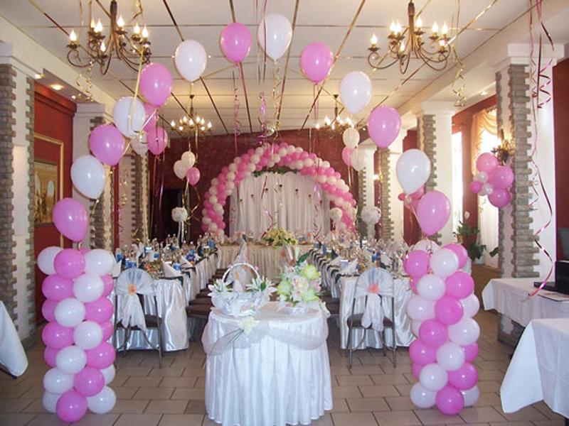 Как красиво украсить зал на свадьбу своими руками фото фото 265
