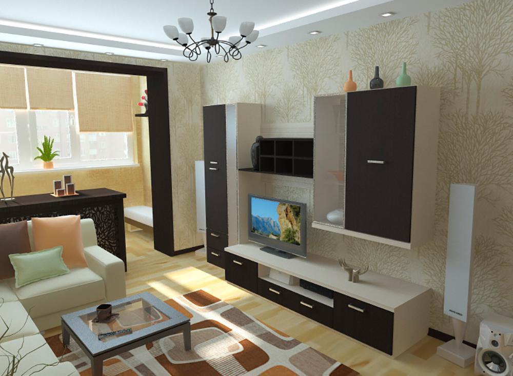 """Дизайн гостиной 17 кв метров """" картинки и фотографии дизайна."""
