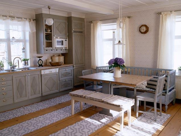 Дизайн кухни-гостиной в частном доме: фото | dipris-studio.