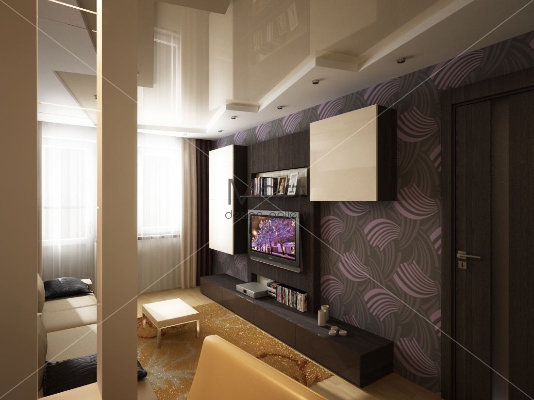 Идеи интерьера в хрущевке 2 комнатной фото