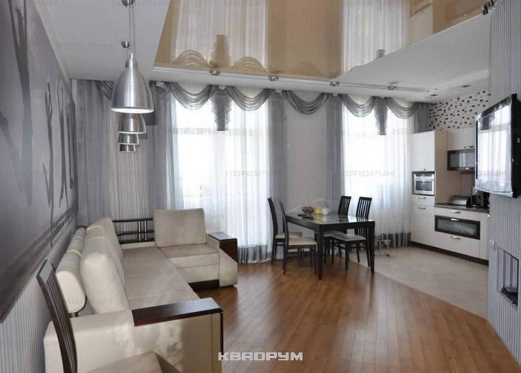 """Однокомнатная квартира с кухней-гостиной в жк """"омега"""": 29 35."""