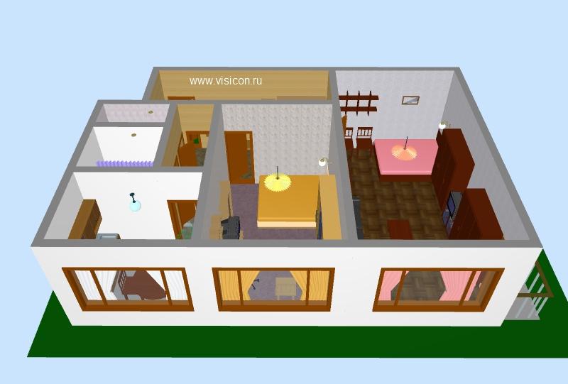 Какую программу скачать для дизайна дома