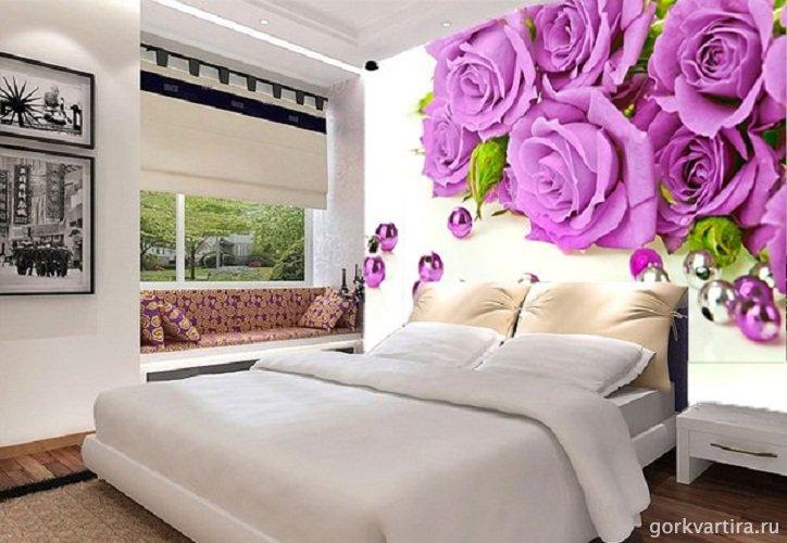 фотообои в спальню алматы картинки и фотографии дизайна квартир