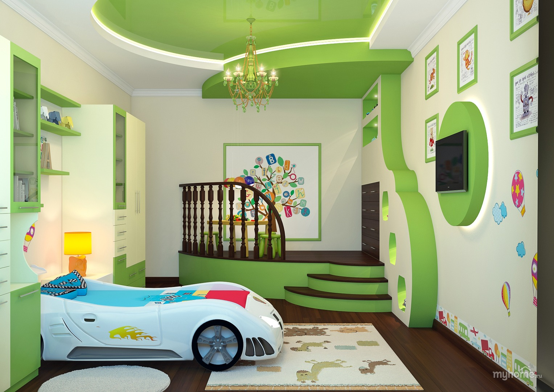 Онлайн дизайн детской комнаты бесплатно