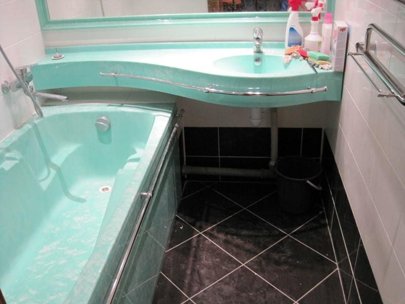 ванная комната в панельном доме своими руками время оно