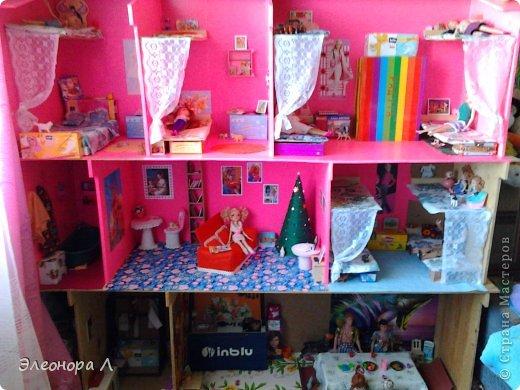 Мебель для кукол барби своими руками 189