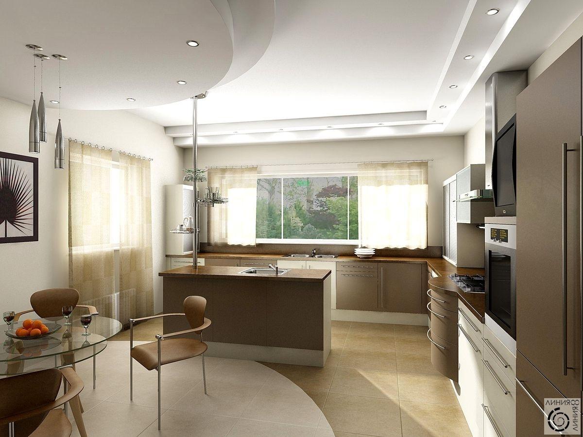 Дизайн кухни столовой 15 кв.м дизайн кухни - фото, описание,.