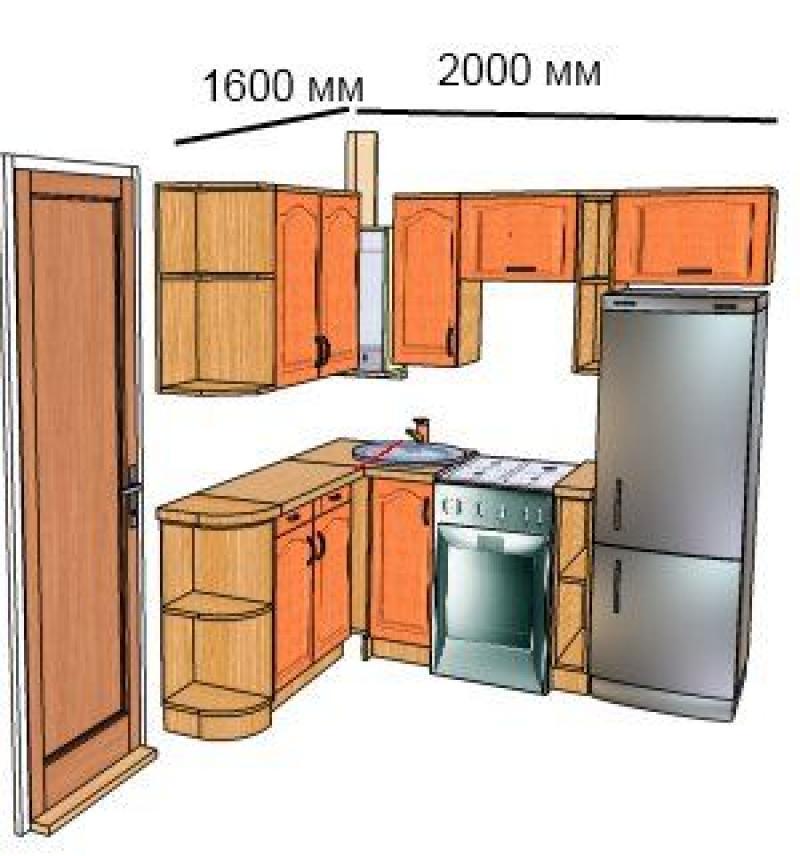 дизайн кухни с газовой колонкой в хрущевках фото