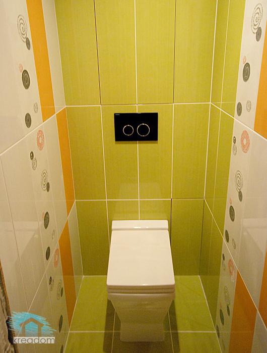 Ремонт туалета комнаты своими руками панелями фото 632