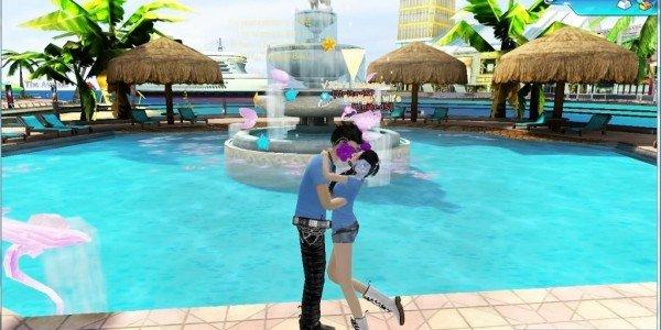 3d online dating games