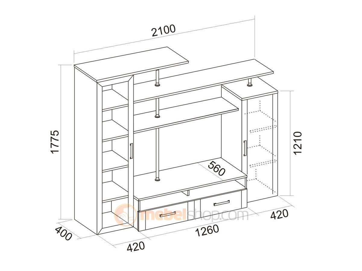 Мебель своими руками с чертежами