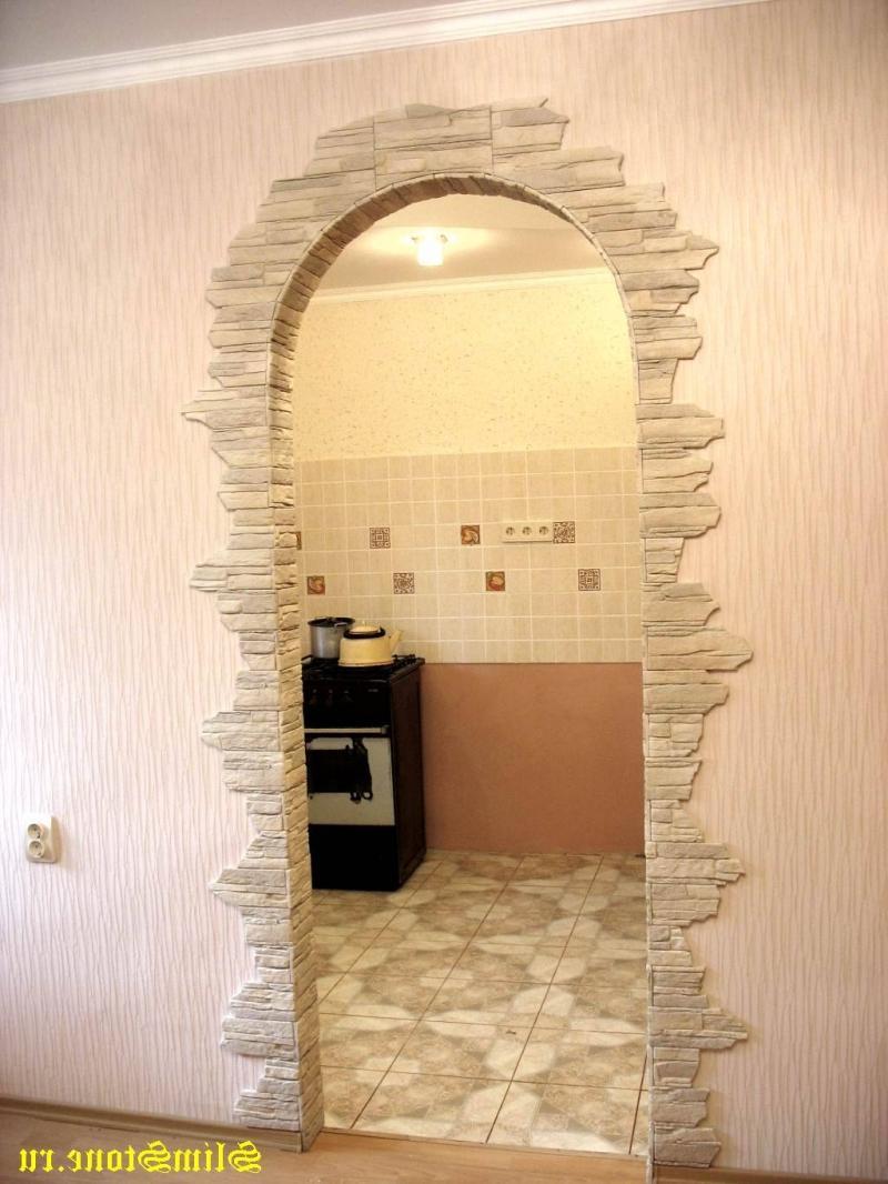 Как оформит арку в квартире своими руками фото 366