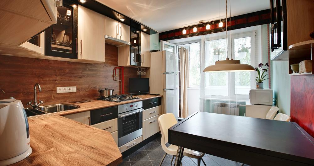 Кухня 16 кв. м: дизайн, фото, интерьер в современном стиле, .