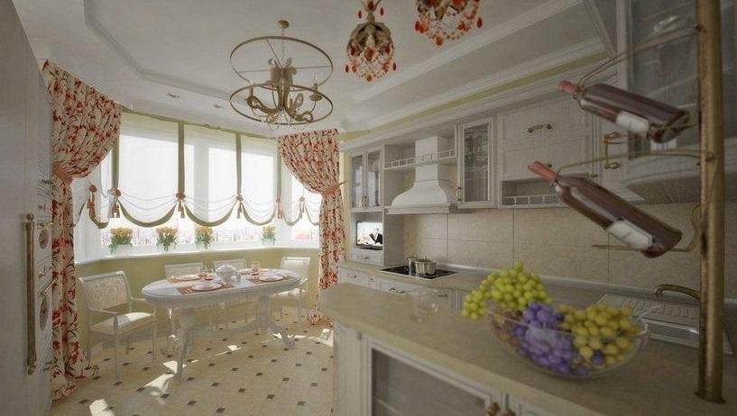 "Дизайн кухни в доме п44т "" картинки и фотографии дизайна ква."