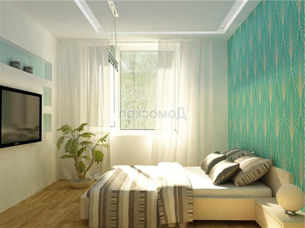 """Ремонт и дизайн маленькой спальни """" картинки и фотографии ди."""