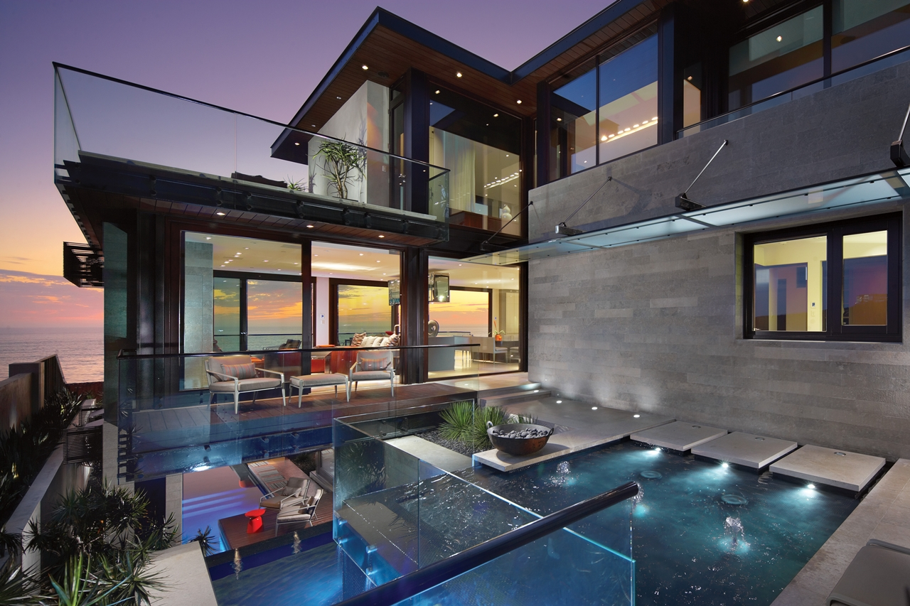 "Проект дома с видом на море "" картинки и фотографии дизайна ."