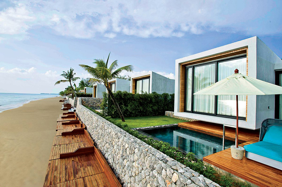 Частные дома в испании в далеке от моря