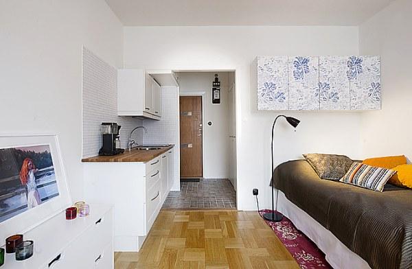 идеи для ремонта маленькой квартиры студии влага пот оказываются