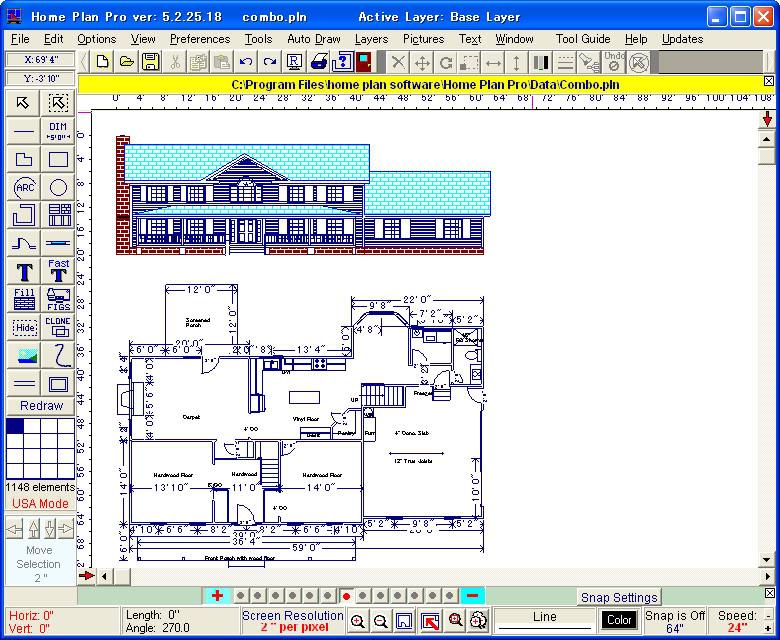 программа для строительных чертежей