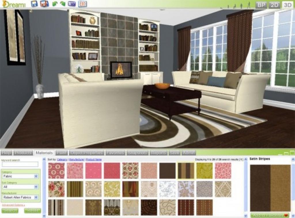 Floor plan 3d free online for Design your own room 3d