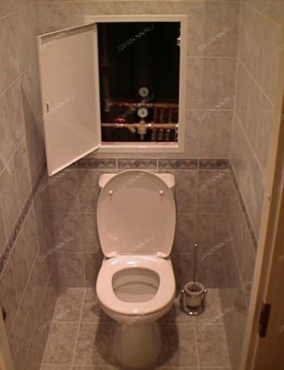 Идеи ремонта туалета в панельном доме фото