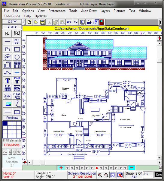 Скачать программу для рисования схем помещений