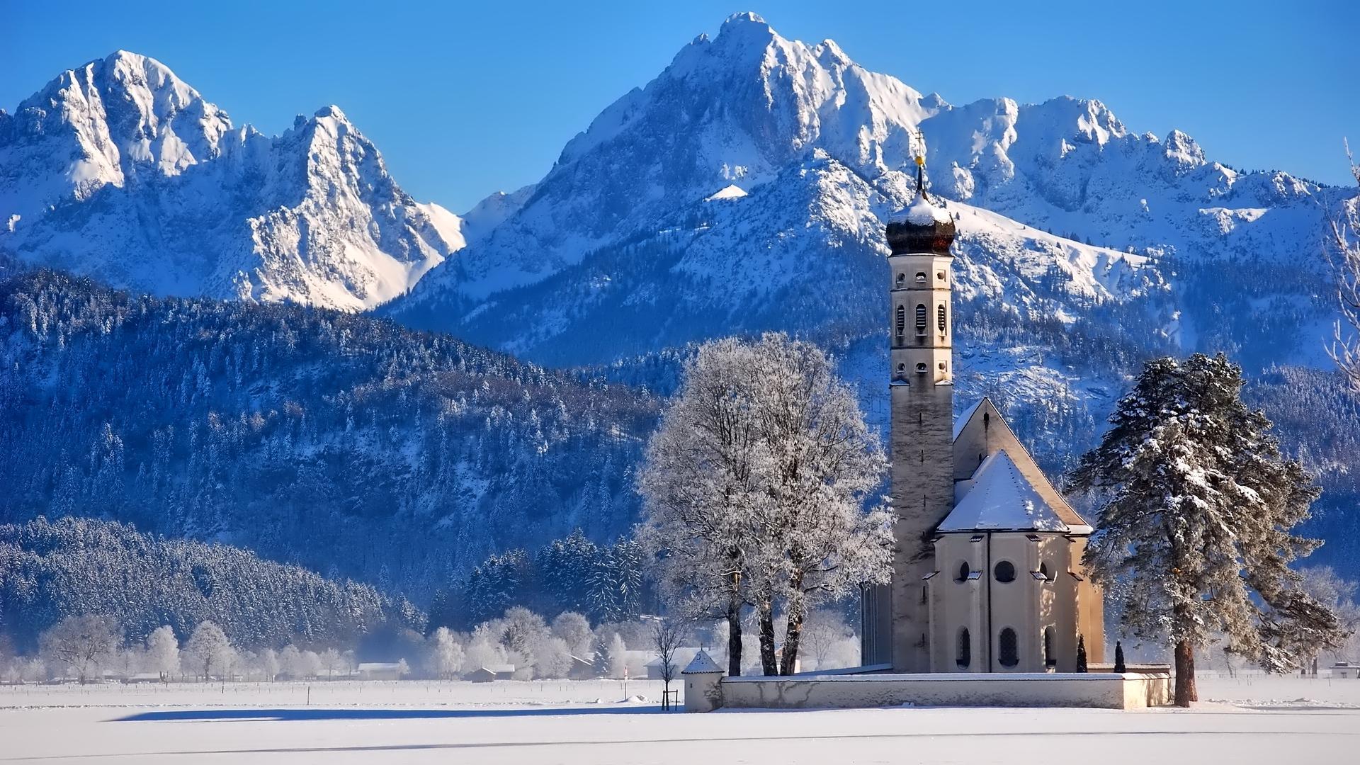 Зимой в горах анонимно