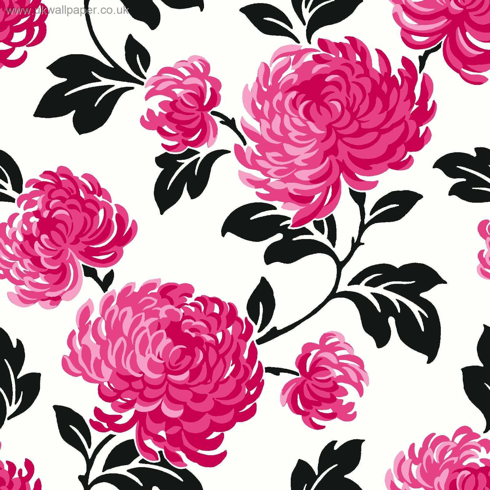 pink flower wallpaper designs. top sale spring floral large floral