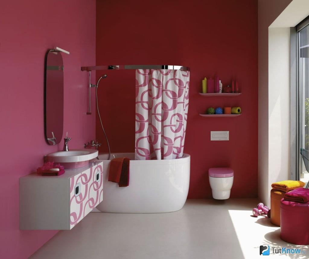 Дизайн маленькой ванной комнаты идеи советы рекомендации: Дизайн и интерьер ванной комнаты фото » Картинки и