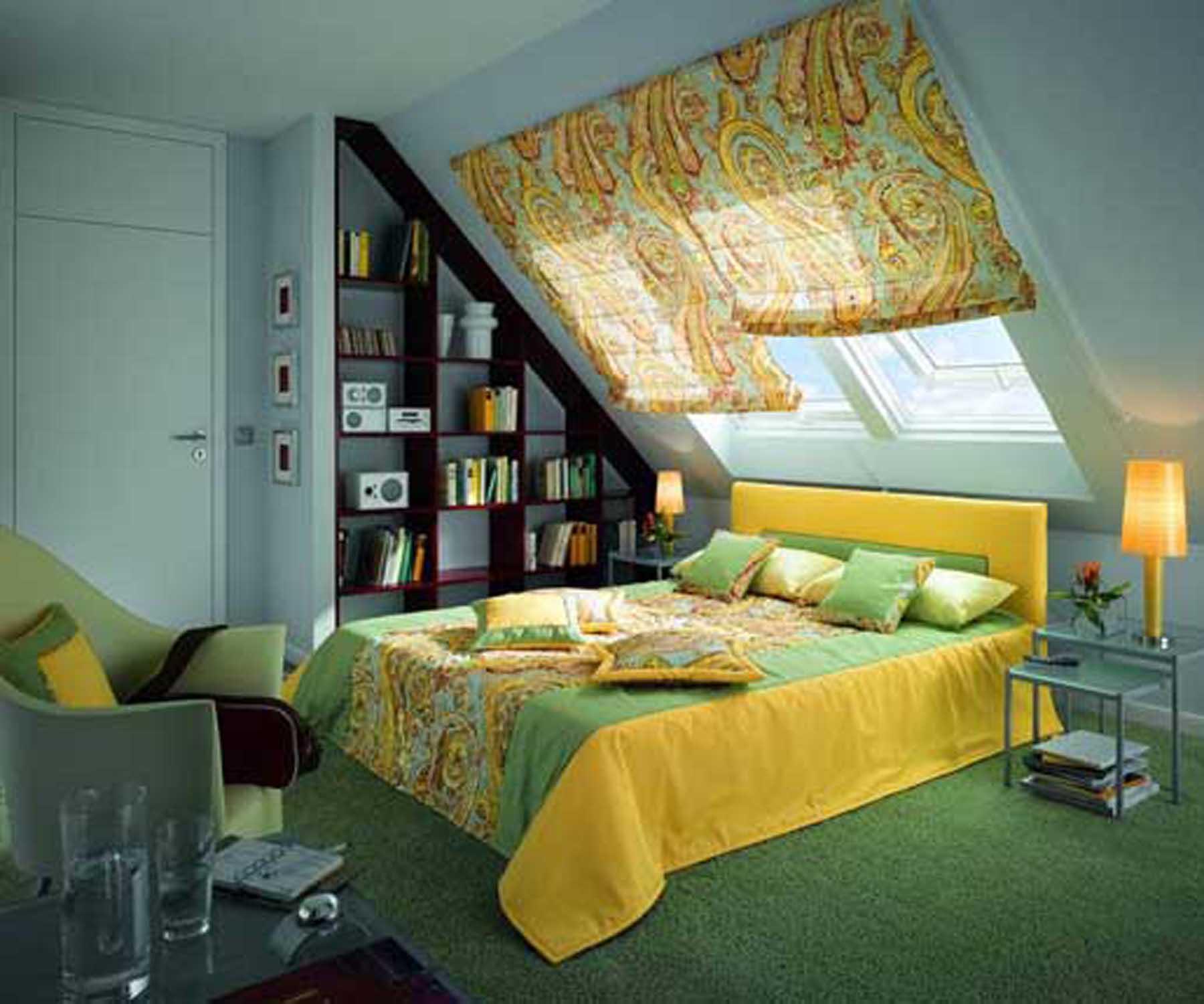 выпуска песни детская комната со скошенным потолком интерьер Сонника Миллера: Увидеть