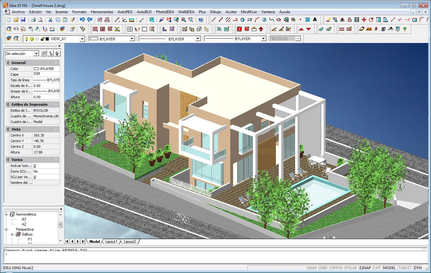 3d home design software download free - Cad casa gratis ...