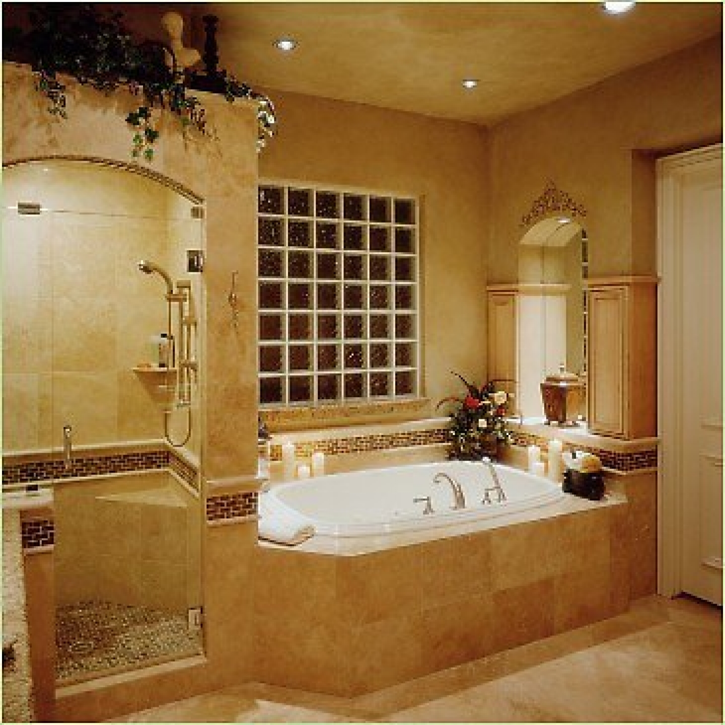 Boston Metrowest Traditional Master Bathroom  Divine